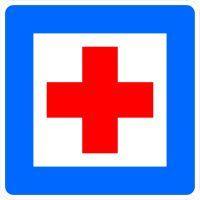 VZ 358 Erste Hilfe