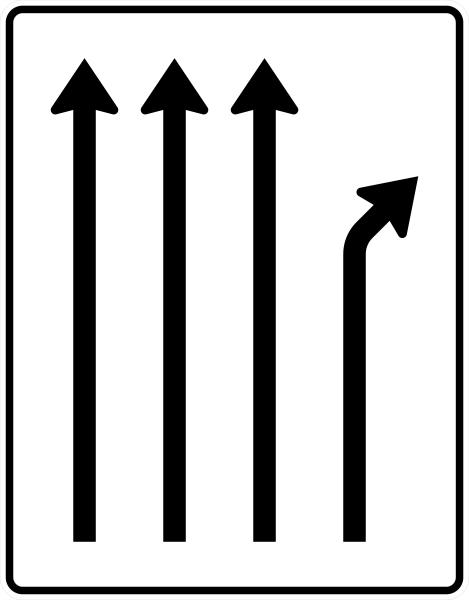 VZ 533-21 Trennungstafel