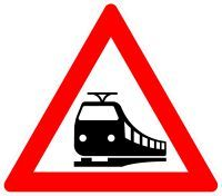 VZ 151 Bahnübergang