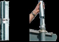 Rohrclip für Stahlpfosten