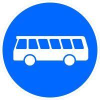 VZ 245 Bussonderfahrstreifen