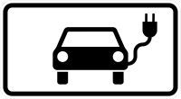 VZ 1010-66 Elektrisch betriebene Fahrzeuge
