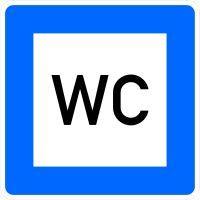 VZ 365-58 Toilette
