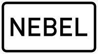 VZ 1007-61 Nebel