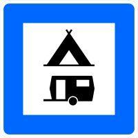 VZ 365-60 Zelt- und Wohnwagenplatz