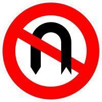 VZ 272 Verbot des Wendens