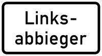 VZ 1007-54 Linksabbieger