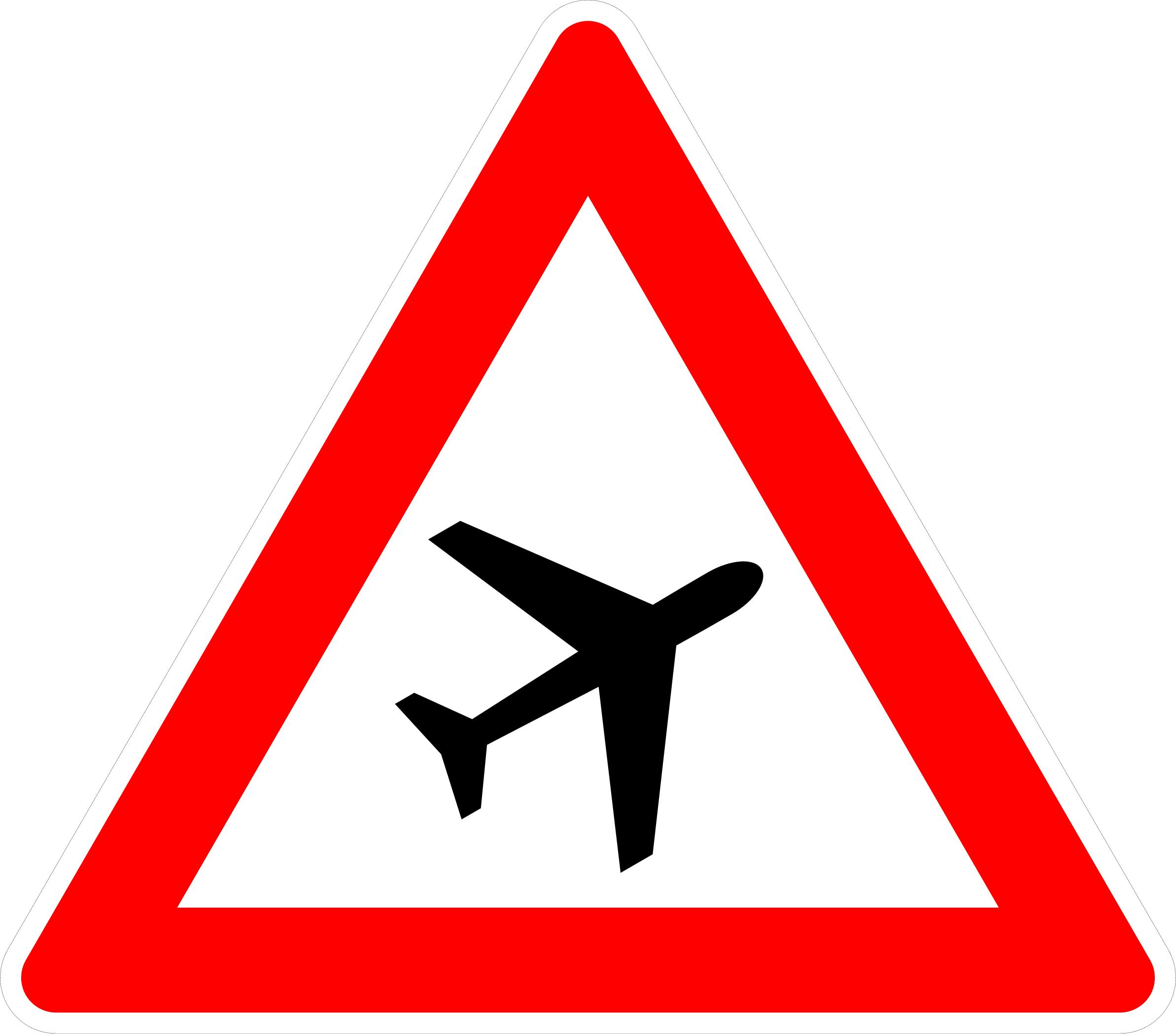 VZ 101-20 Flugbetrieb, Aufstellung links