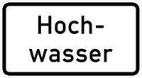 VZ 1007-51 Hochwasser