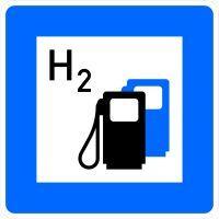 VZ 365-66 Wasserstofftankstelle