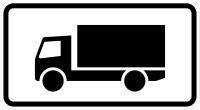VZ 1010-51 Kraftfahrzeuge mit einer zulässigen Gesamtmasse über 3,5 t,einschliesslich ihrer Anhänger