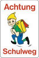Achtung Schulweg